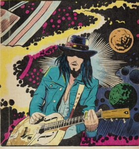 Troy Redfern - Guitar
